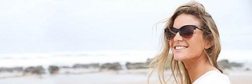 женские солнечные очки