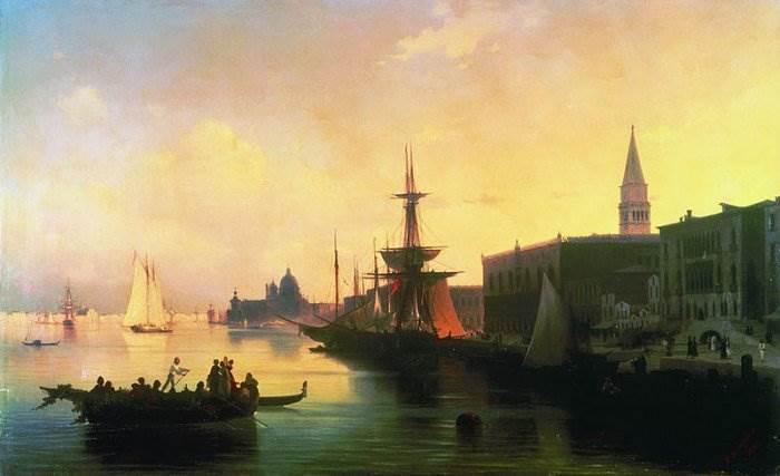 Венеция Айвазовский