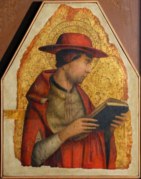 Антонелло да Мессина - Святой Иероним