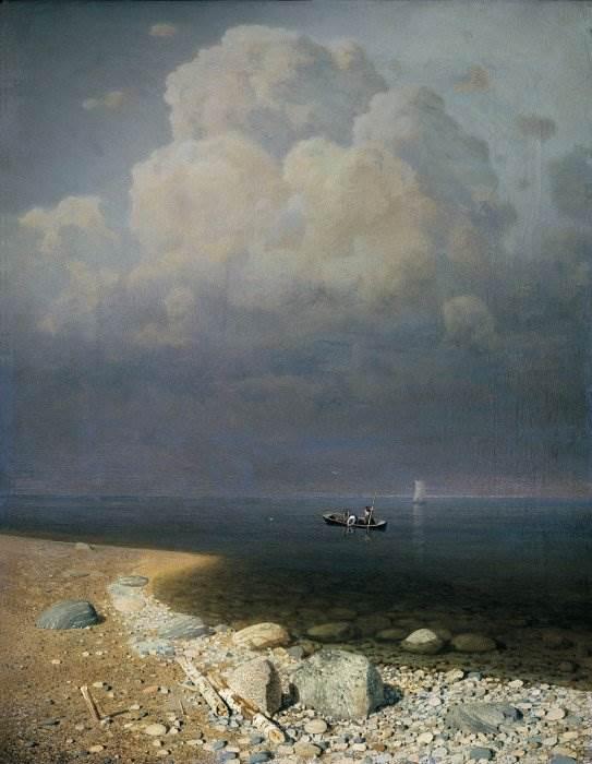 Ладожское озеро Куинджи