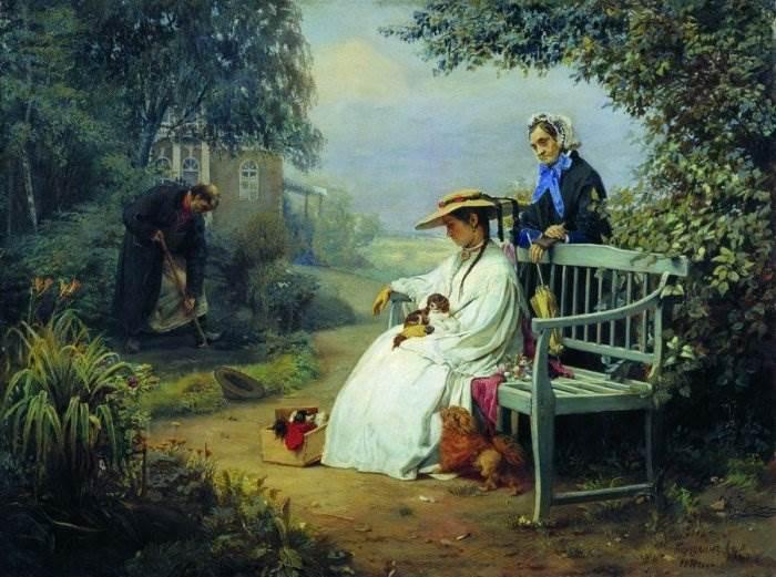 Корзухин - Похороны собаки