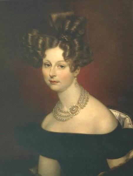 Портрет великой княгини Елены Павловны