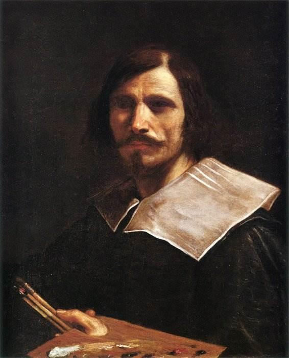 Гверчино - Автопортрет
