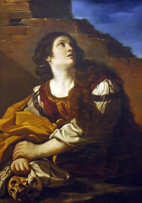 Гверчино - Мария Магдалина