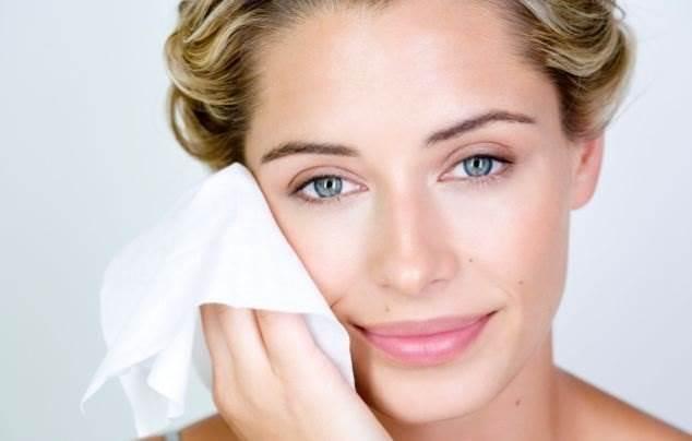 бумажные полотенца для лица