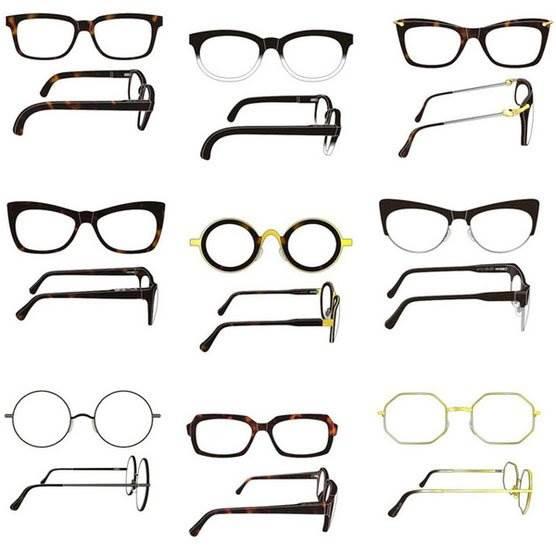 Как выбрать оправу для очков для зрения — несколько советов и тонкостей 47bd4dea75d