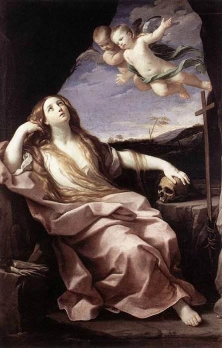 Гвидо Рени - Святая Мария Магдалина