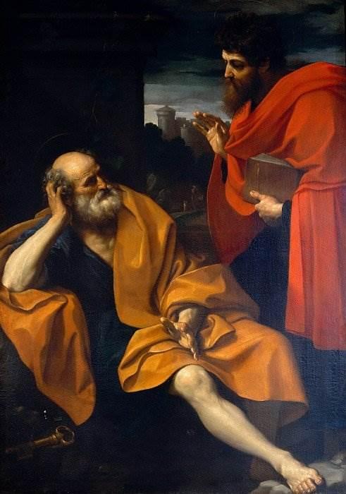 Гвидо Рени - Святые Пётр и Павел