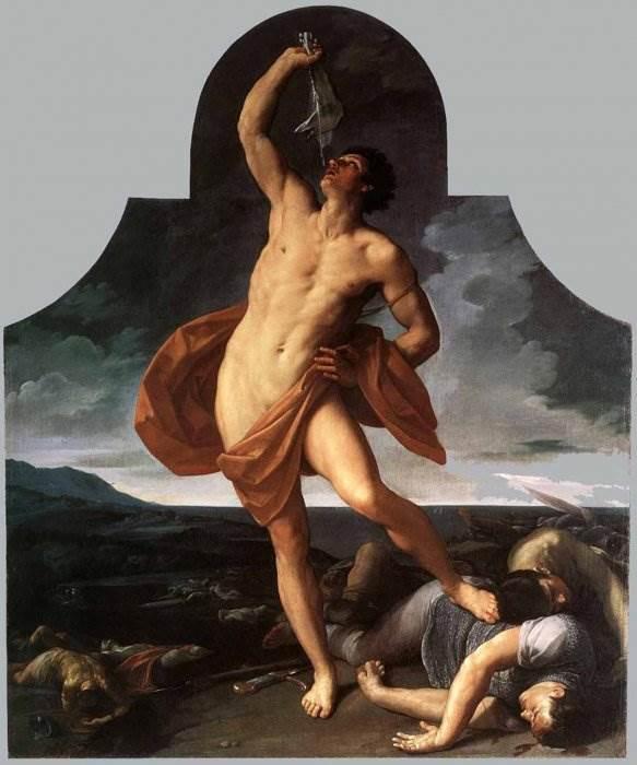 Гвидо Рени - Триумф Самсона