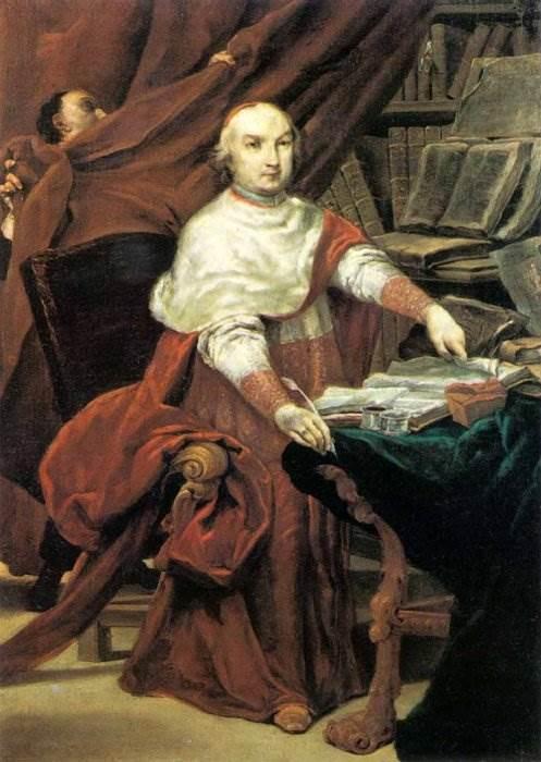 Кардинал Просперо Ламбертини
