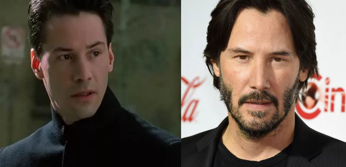 Матрица актёры тогда и сейчас фото