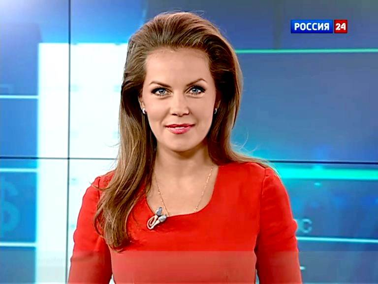 Самые сексапильные телеведущие на росийском тв
