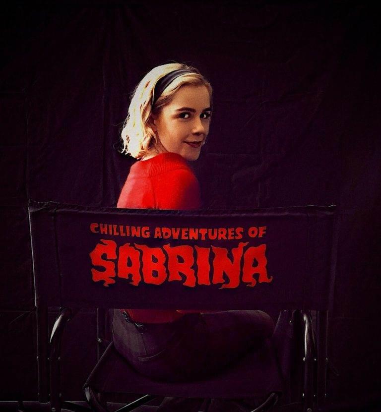 «Леденящие душу приключения Сабрины» дата выхода сериала