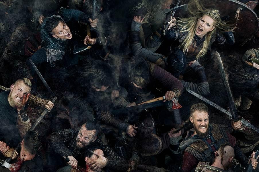 Картинки по запросу викинги 6 сезон