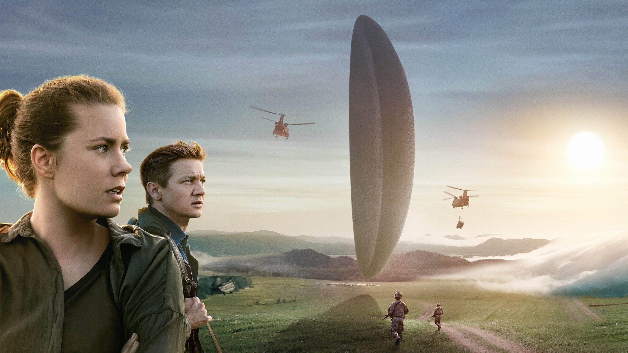 «Прибытие» (2016) — один из лучших фильмов научной фантастики последних лет