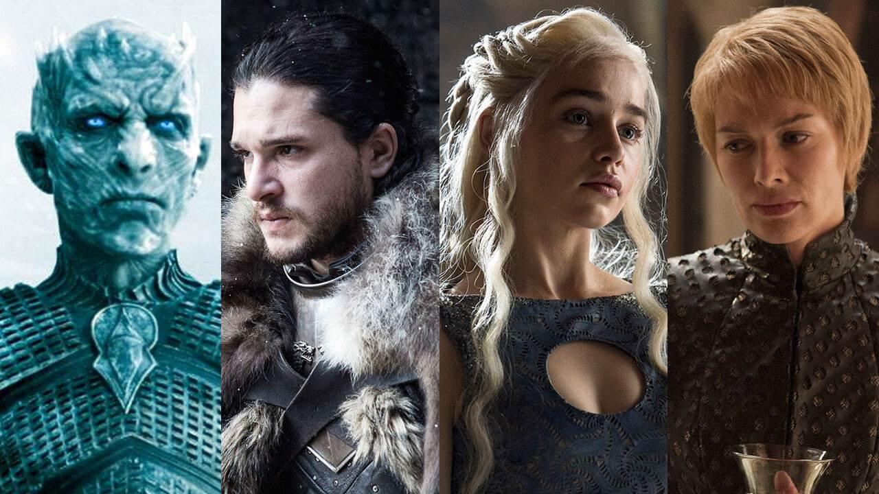 «Игра престолов» 8 сезон точная дата выхода