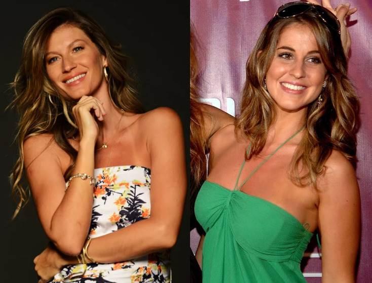 Неизвестные сёстры и братья-близнецы знаменитостей