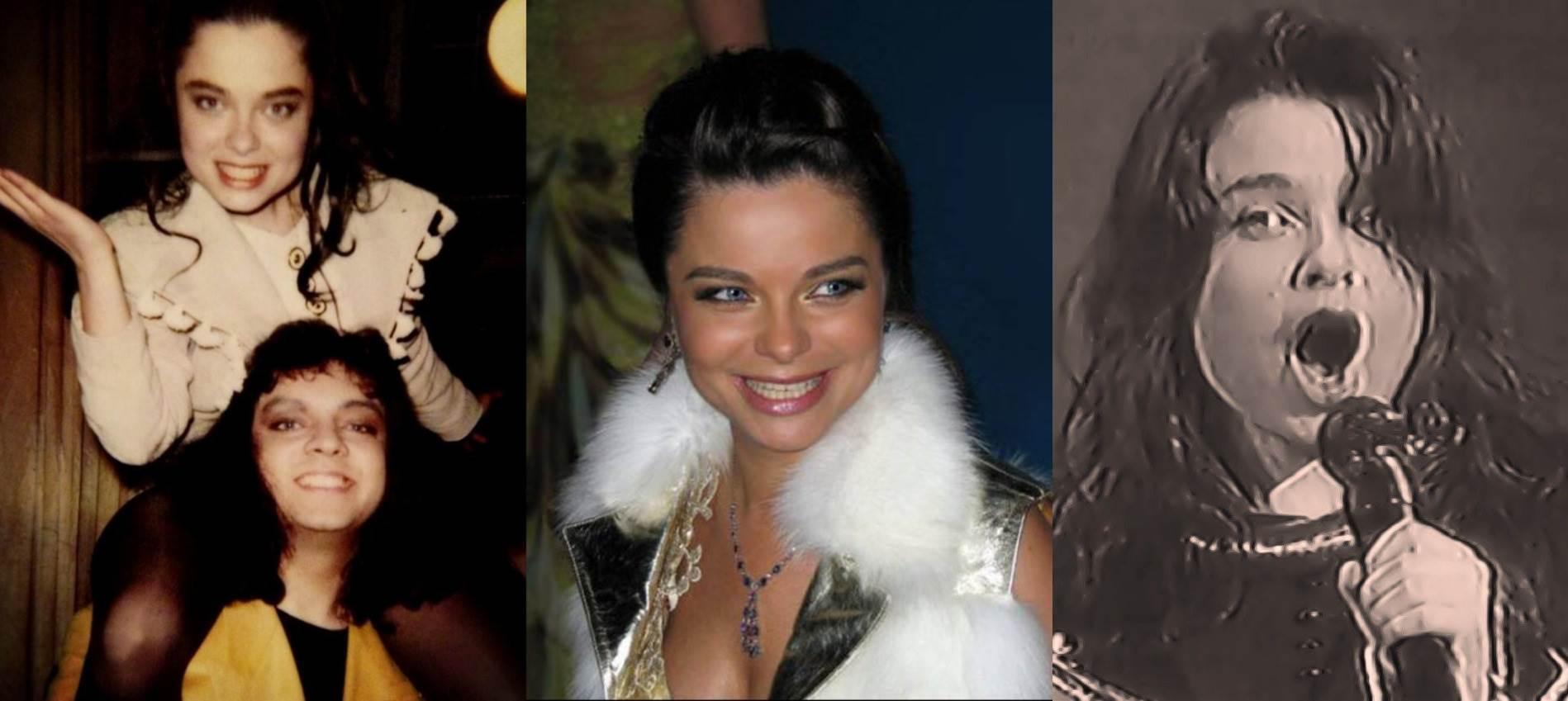 Как в молодости выглядела Наташа Королева (20 фото)