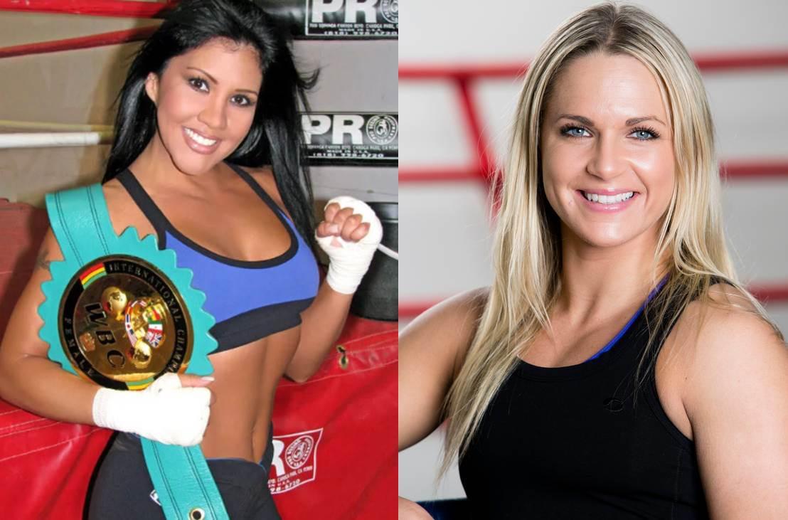 Самые красивые девушки-боксёры мира фото