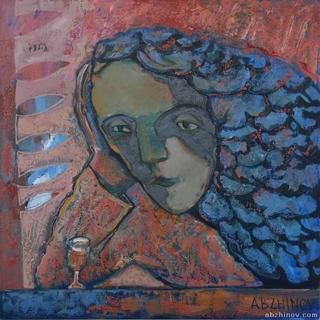 Художники современного искусства Абжинов Эдуард