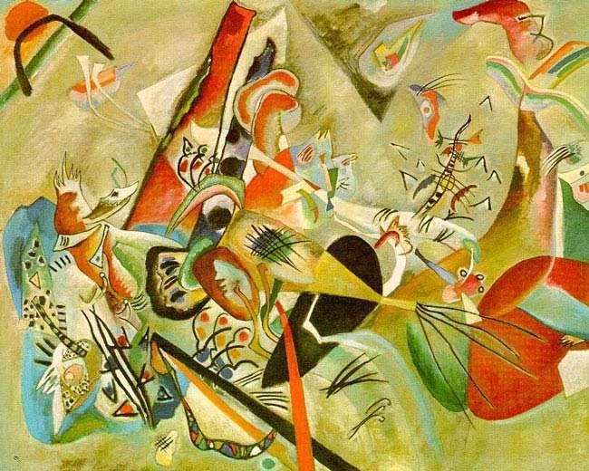 Кандинский великий русский художник