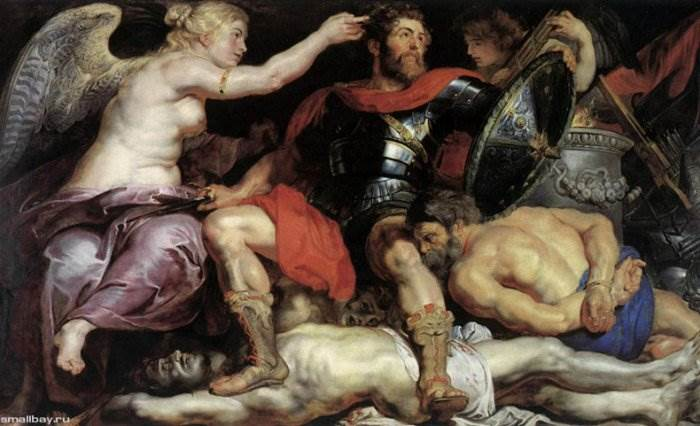 Рубенс картины. Великий художник 16-17 века