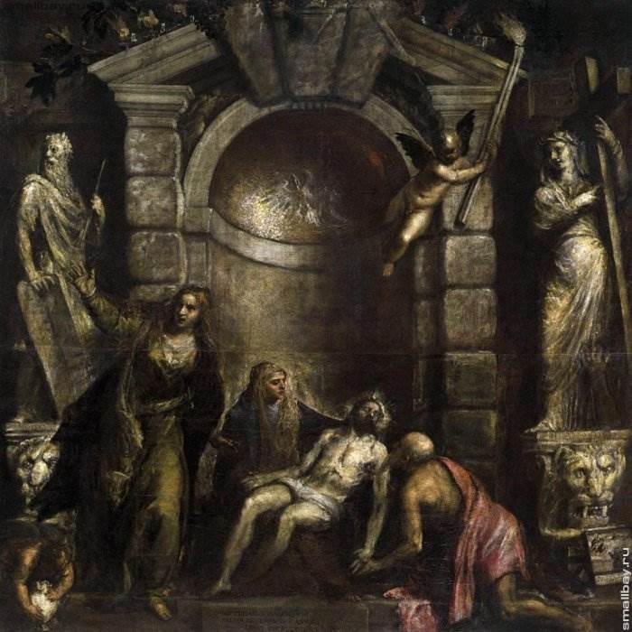 Тициан картины