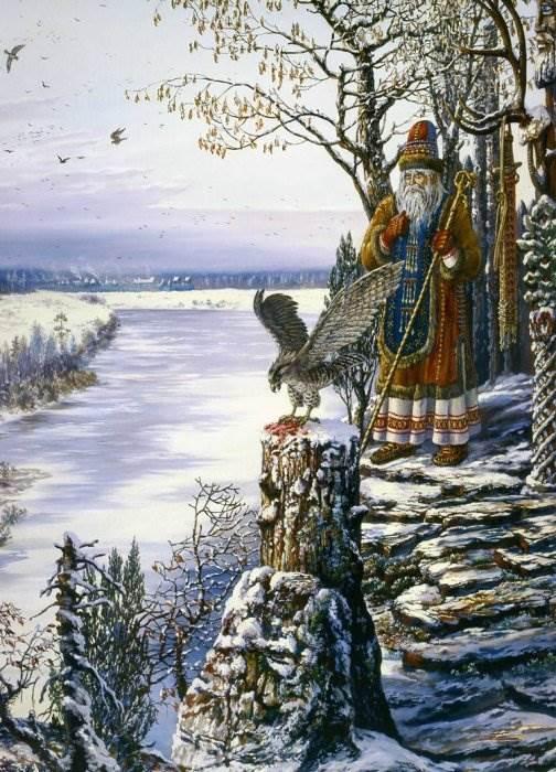 Всеволод Иванов картины