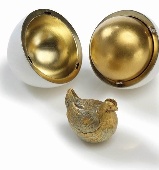 Яйца Фаберже фото