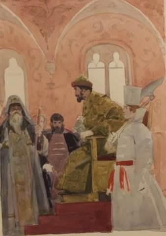 советский художник