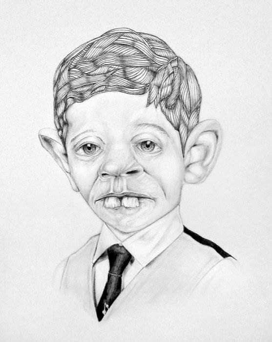 Как нарисовать смешные детские рисунки, юбилеем лет