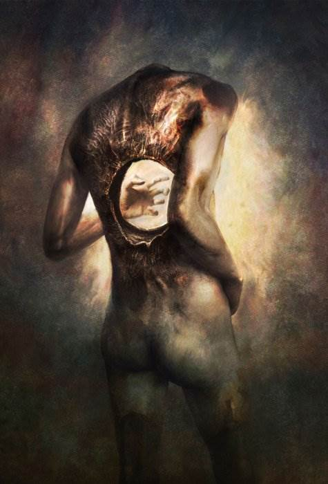 Ryohei Hase японский художник-сюрреалист