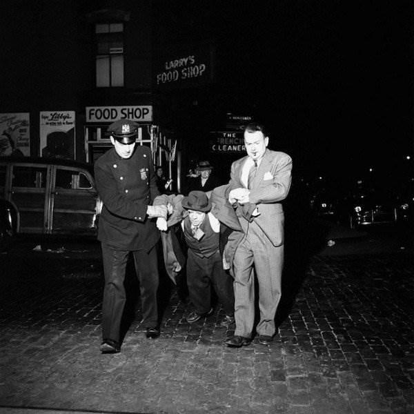 Нью-Йорк 50-х