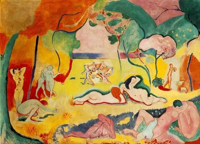 Анри Матисс картины