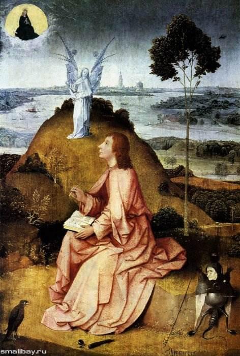 Иероним Босх картины