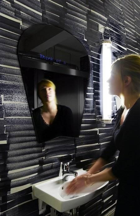 креативные зеркала