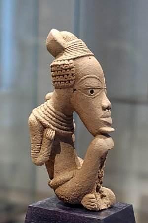 Влияние африканской скульптуры