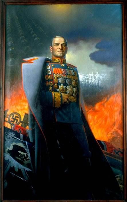 Константин Васильев картины