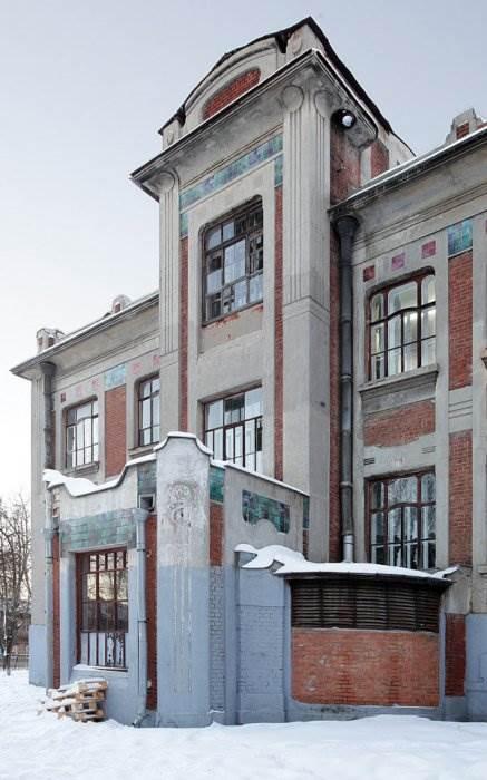 Самая красивая школа России