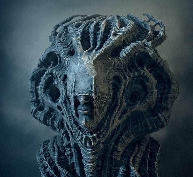 Креативный киберпанк Tomasz Strzalkowski
