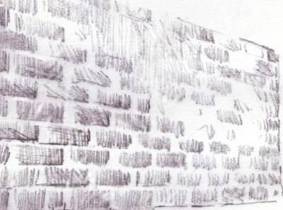 Как рисовать стены
