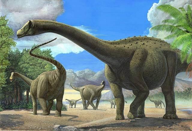Сергей Красовский художник динозавры