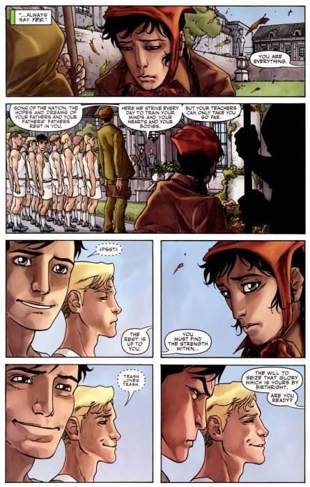 Люди Икс: Магнето Завещание