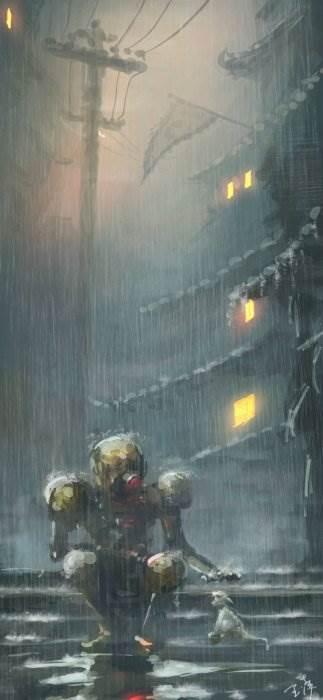Wang Ling восточное фэнтези