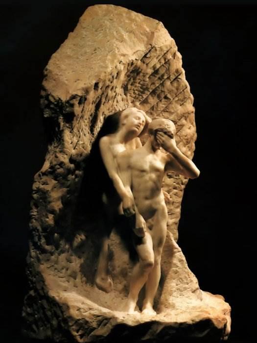 Огюст Роден скульптуры