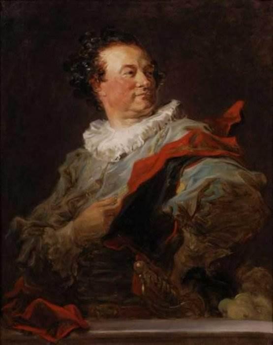 Портрет Франсуа-Анри Д'Аркура Фрагонар Жан-Оноре