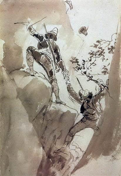 техника живописи