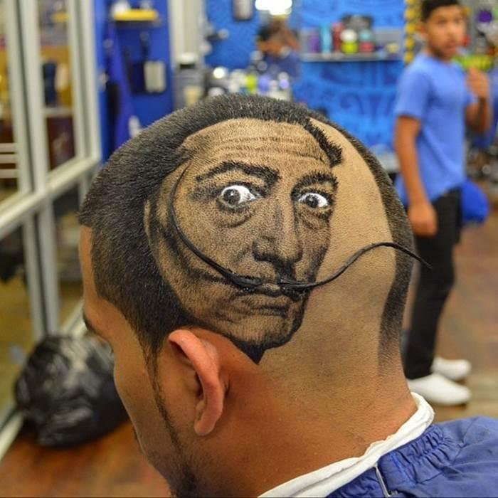 Прикольные картинки для парикмахерских, лет топазовая