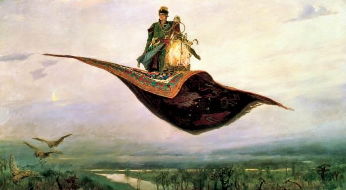 Ковер-самолет Васнецов