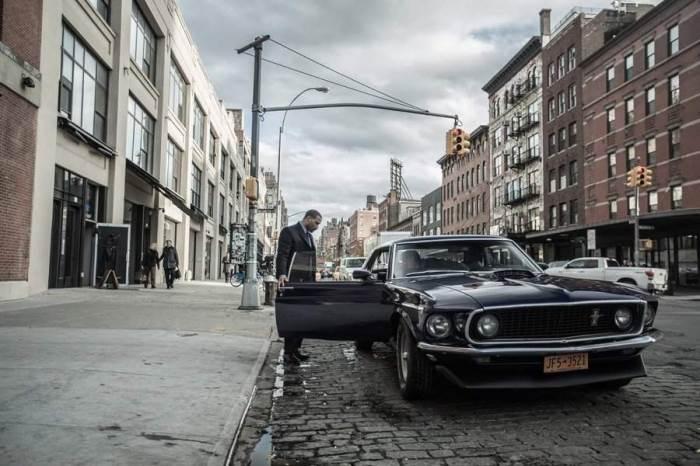 «Власть в ночном городе» американский криминальный сериал